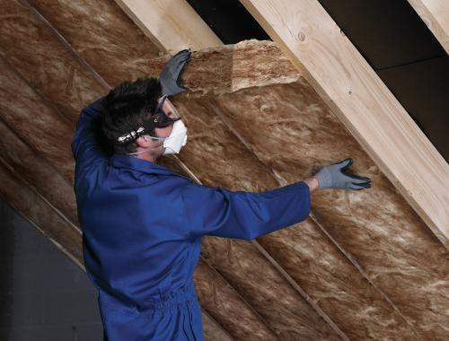 Pitched roof rafter level