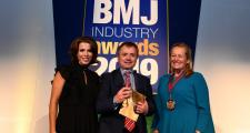 Knauf Insulation win at BMJ Industry Awards