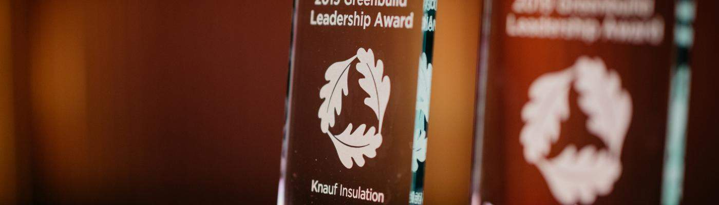 Greenbuild Leadership Award