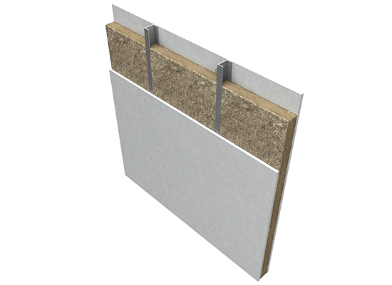 Knauf Insulation Internal Wall insulation Glass Mineral Wool