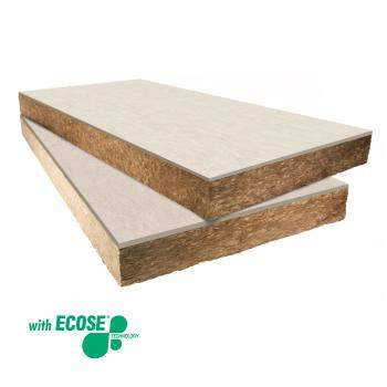 Rock Mineral Wool - Exposed soffit floors - Knauf Insulation Rocksilk® Soffit Linerboard Extra