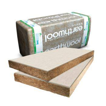 Rock Mineral Wool - Exposed soffit floors - Earthwool Soffit Linerboard Extra