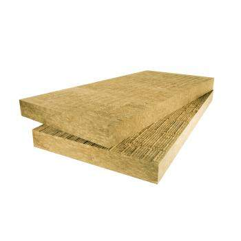 Rock Mineral Wool - Flat roof - Rocksilk Krimpact Flat Roof Slab