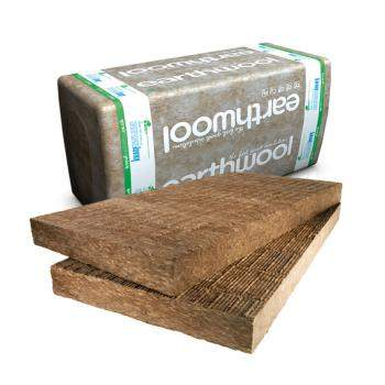 Rock Mineral Wool - Separating floors - Earthwool Acoustic Floor Slab