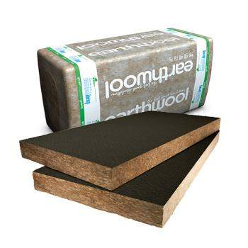Rock Mineral Wool - Exposed soffit floors - Earthwool Soffit Linerboard Standard