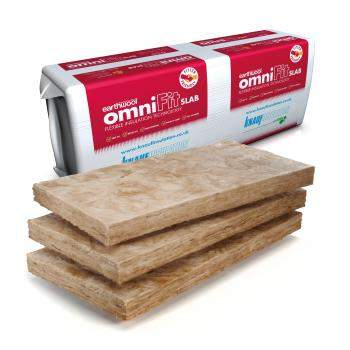 Glass Mineral Wool - Multi-Application - Earthwool OmniFit Slab