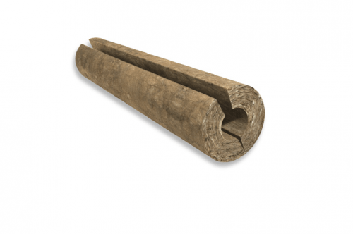 Rock Mineral Wool - Industrial Process Pipe Sections - Power-teK PS 680