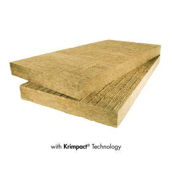 Rock Mineral Wool - Flat roof - Knauf Insulation Rocksilk® Flat Roof Slab Extra