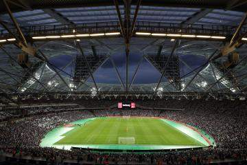 The London Stadium at Queen Elizabeth Park