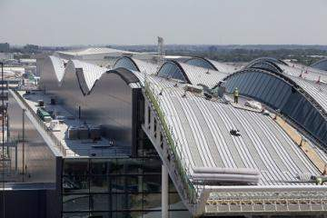 The Queen's Terminal - Heathrow Airport T2